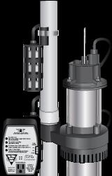 Sump pump repair & installation by Rapid Foundation REpair
