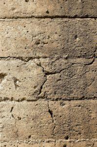 wall crack repair bowing walls