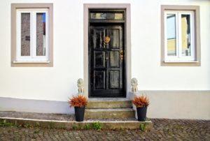 sticking doors and windows
