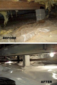 Crawlspace Vents and Crawlspace Repair in South Dakota by Rapid Foundation Repair