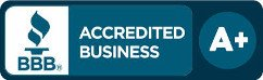 Rapid Foundation Repair is a BBB Accredited Business with an A+ rating